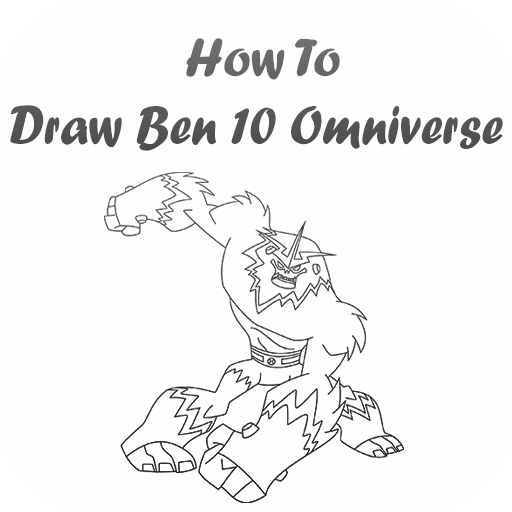 How To Draw Ben 10 Omniverse