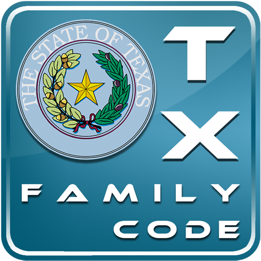 Texas Family Code LOGO-APP點子