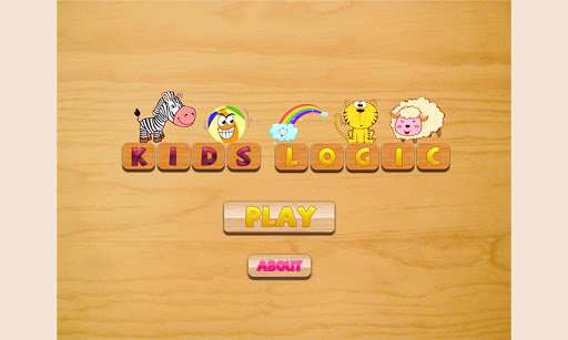 Game for Kids: Kids Logic