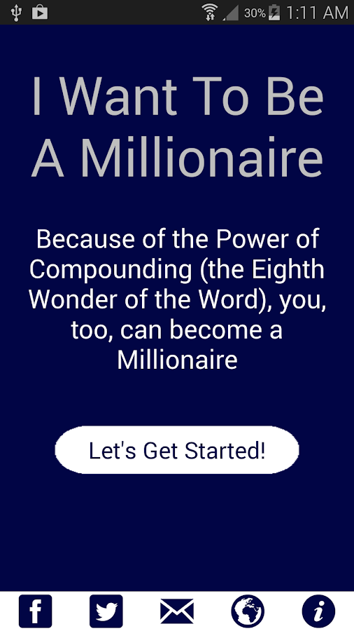 I Want to be a Millionaire- screenshot