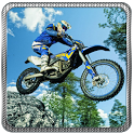 Motocross racing GP Wallpaper icon
