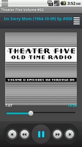Theater Five Radio Show V. 02