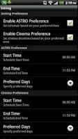 Screenshot of Movie Reminder - Malaysia