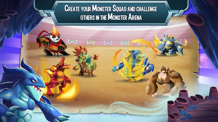android Monster Legends Screenshot 16