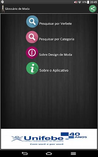 玩娛樂App|Glossario de Moda免費|APP試玩