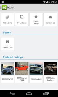 iAuto Car Dealers Demo Script - screenshot thumbnail