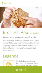 Brot-Test- screenshot thumbnail