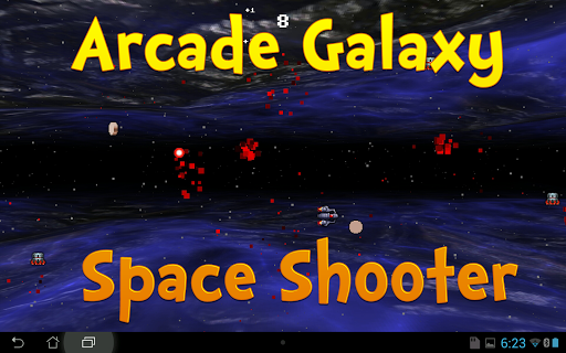 Arcade Galaxy Space Shooter