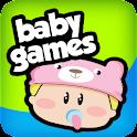 100+ Baby Games Lite logo