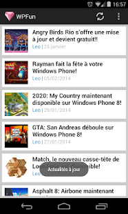 Windows Phone Fun!- screenshot thumbnail