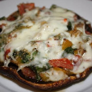 Stuffed Portobello Mushrooms Italian Recipes.