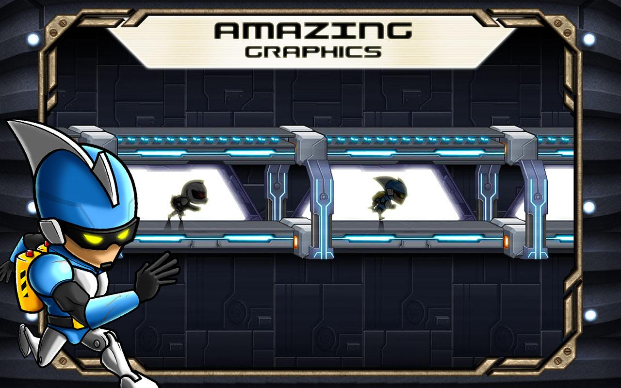 Gravity Guy screenshot #4