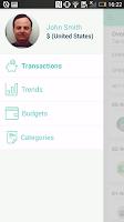Screenshot of Zeal Money Tracker