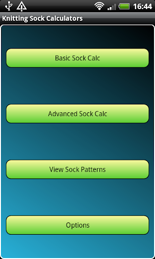 Knitting Sock Calculators
