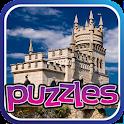 Châteaux et palais Puzzles icon