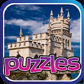 Castles & Palaces Puzzles