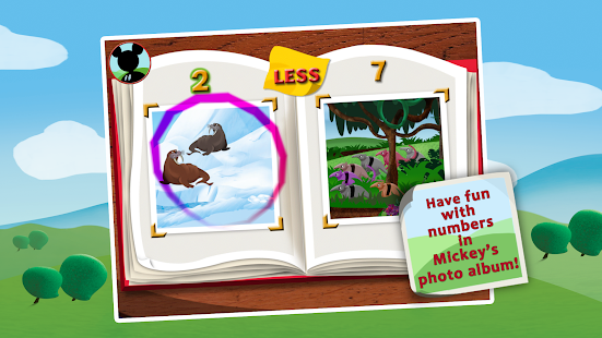 Mickey's Wildlife Count Along - screenshot thumbnail
