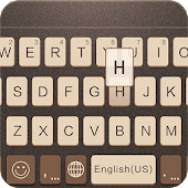 Coffee Theme-Emoji Keyboard
