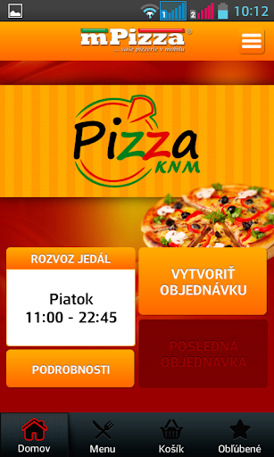 Pizza KNM