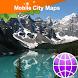 Rocky Mountain NP Arapaho Map