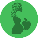 Healthy Pregnancy Food icon