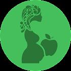 Healthy Pregnancy Food icon