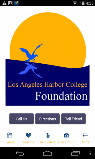 LA Harbor College Foundation - Android Apps on Google Play