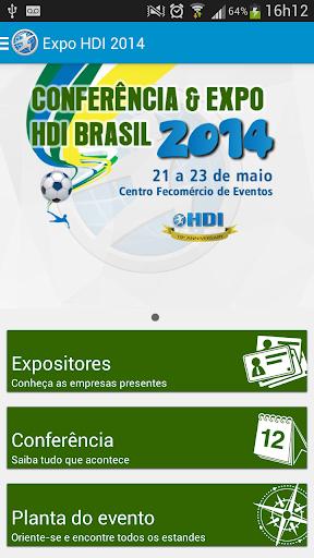 Expo HDI 2014