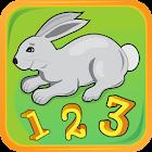 兔。记住和计数 icon
