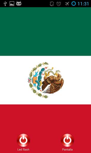 Linterna flash led México
