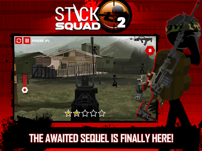 Stick Squad 2 - Shooting Elite- screenshot thumbnail