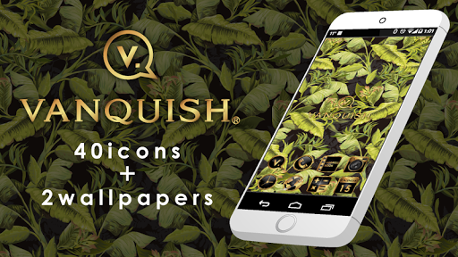 VANQUISH-Leaf Icon WP