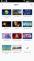 Screenshot of globo.tv