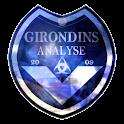 Girondins Analyse logo