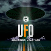 Latest UK UFO Sightings