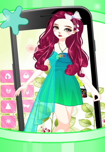 Catwalk Dress Up Game