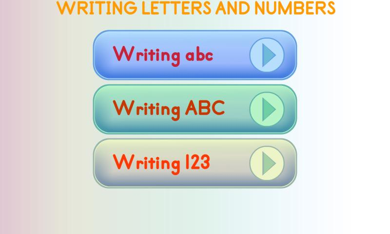 Phonics Bite ABC 123- screenshot