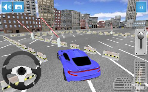 Car Parking 3D : Sports Car