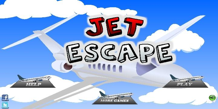 EscapeGame N32 - Jet Escape - screenshot
