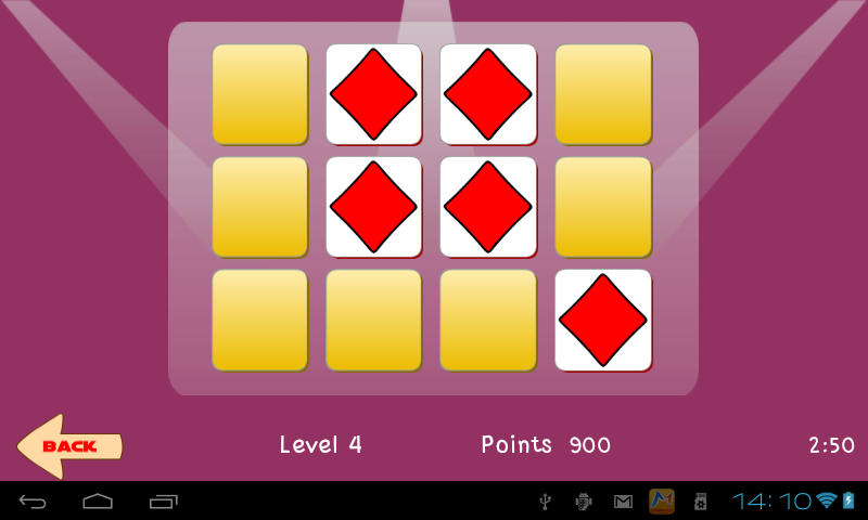 Memory Games For Adults- screenshot