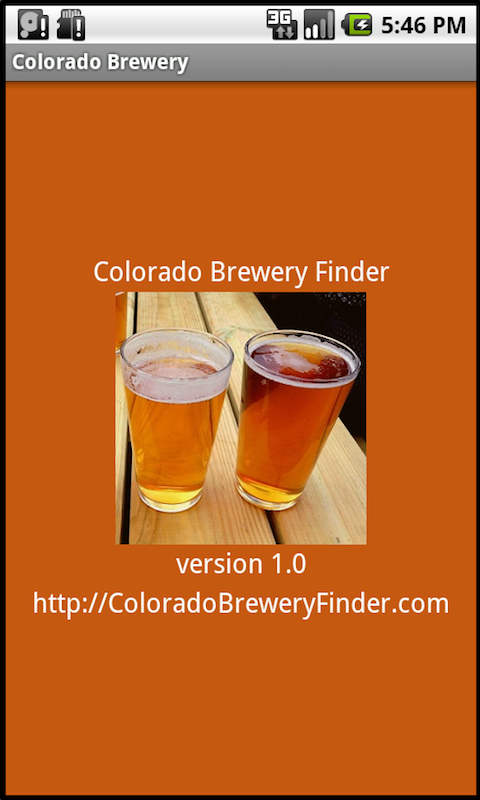 Colorado Brewery Finder Phones- screenshot