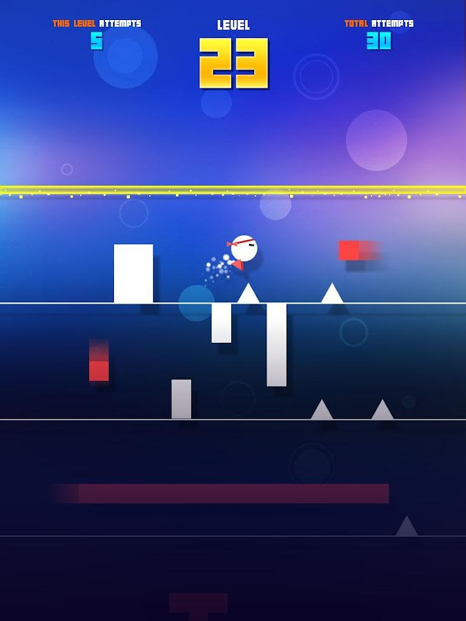 Impossible Dash: 99 Challenges!- screenshot