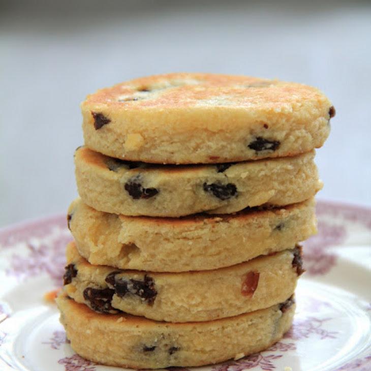 Welsch Cakes Recipe