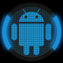 Blue Glow - Icon Pack icon