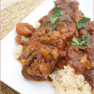 Spicy Moroccan Chicken Tagine Recipe