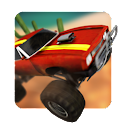 Eat Dirt  Hill Climb 3D icon