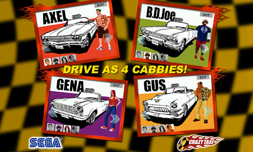 Crazy Taxi Classic™ Screenshot 2