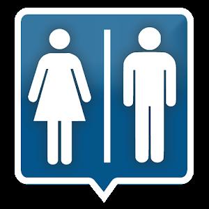 как городе незнакомом туалет в найти
