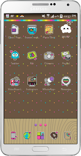 玩免費個人化APP|下載Cool Go Launcher Theme app不用錢|硬是要APP