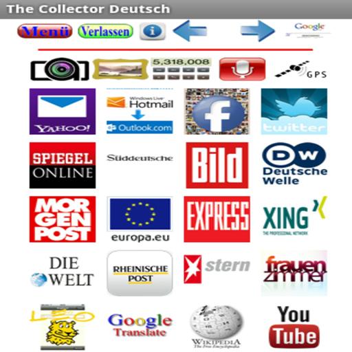 The Collector Deutsch 新聞 App LOGO-APP開箱王